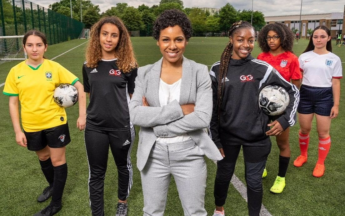 THE WORLD CUP THROUGH HER EYES:  A Specialist Project with Telegraph Women In Sport